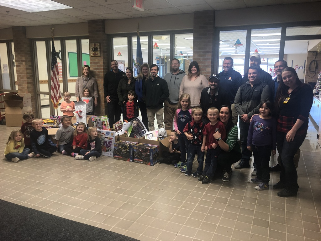 Toys for Tots group
